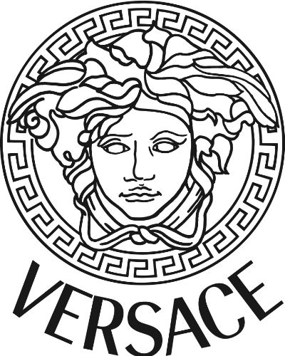 Versace Logo - THE TRUTH BEHIND FASHION LOGOS — STITCH