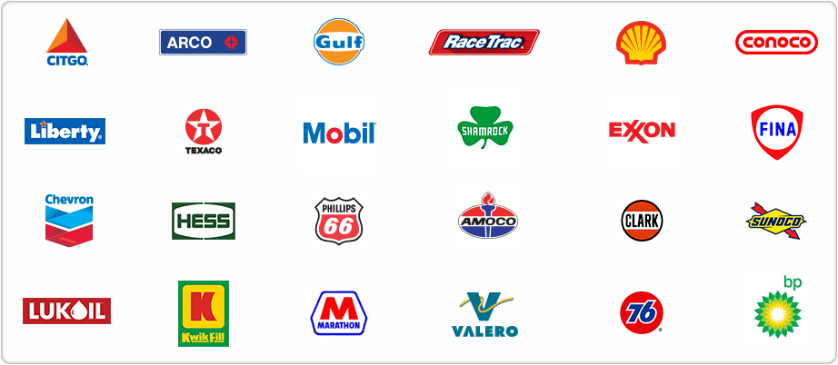 Gas Station Logo - Gas Stations: Logos For Gas Stations