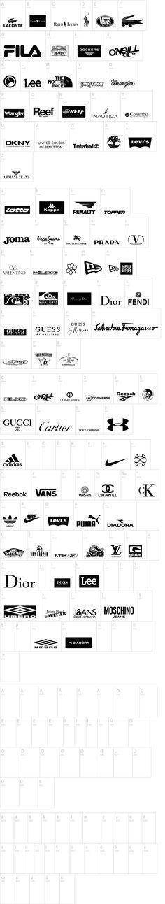 Brand Of Apparel Logo Logodix