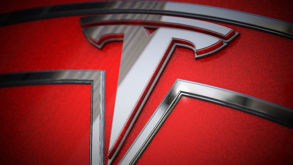 Tesla Logo - What the Tesla logo means: CEO Elon Musk explains | WJAC