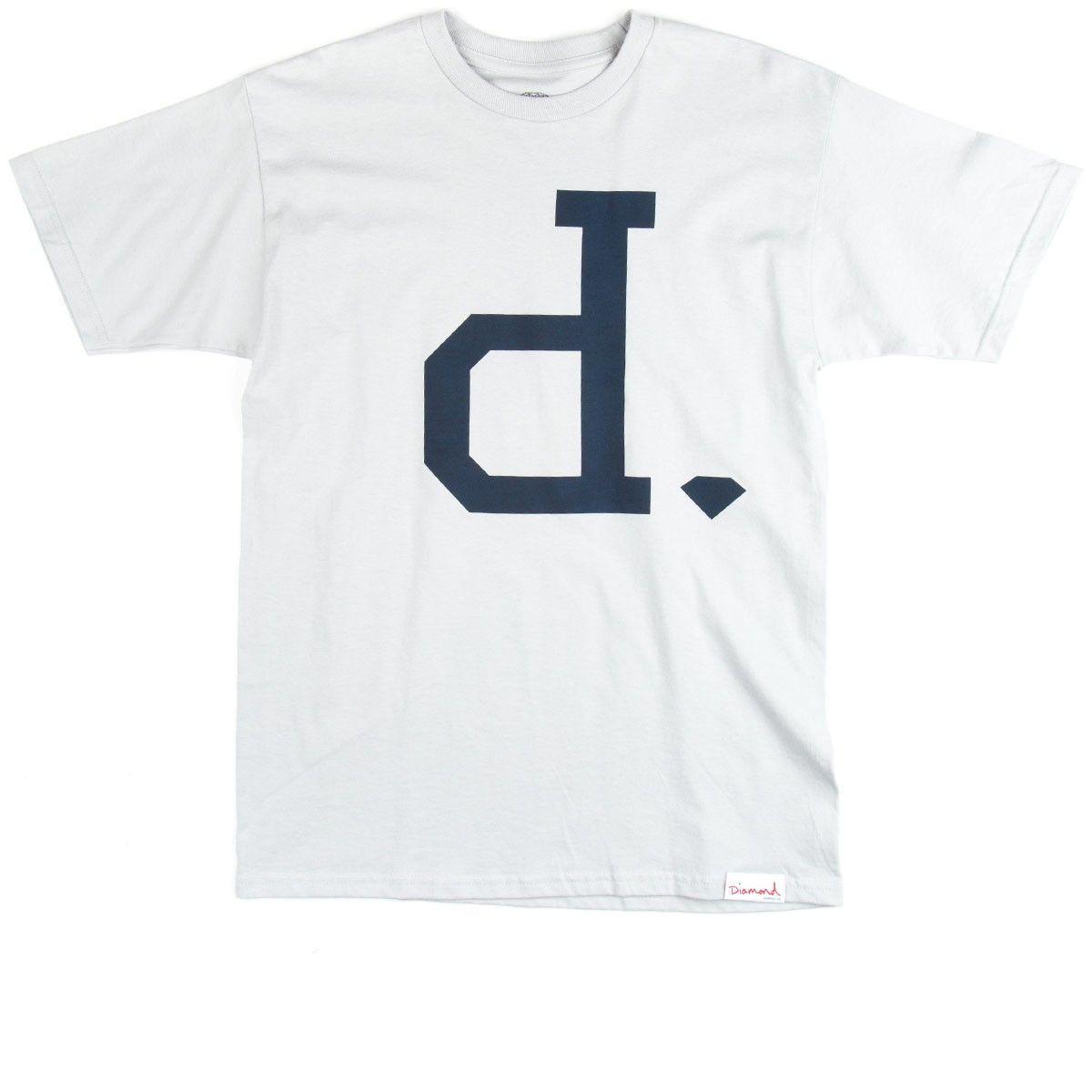 95d9cbad30c9 Diamond Supply Co D- Logo - Diamond Supply Co. Tonal UN Polo T-