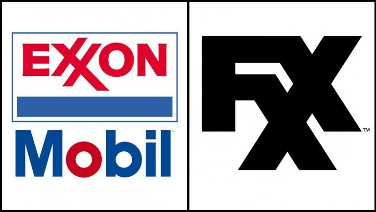 Exxon Mobil Logo - ExxonMobil vs. Fox's FXX Network: Picture This Trademark Battle ...