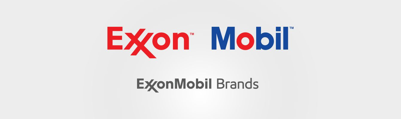 Exxon Mobil Logo - Our History - Memories and Milestones | Exxon and Mobil