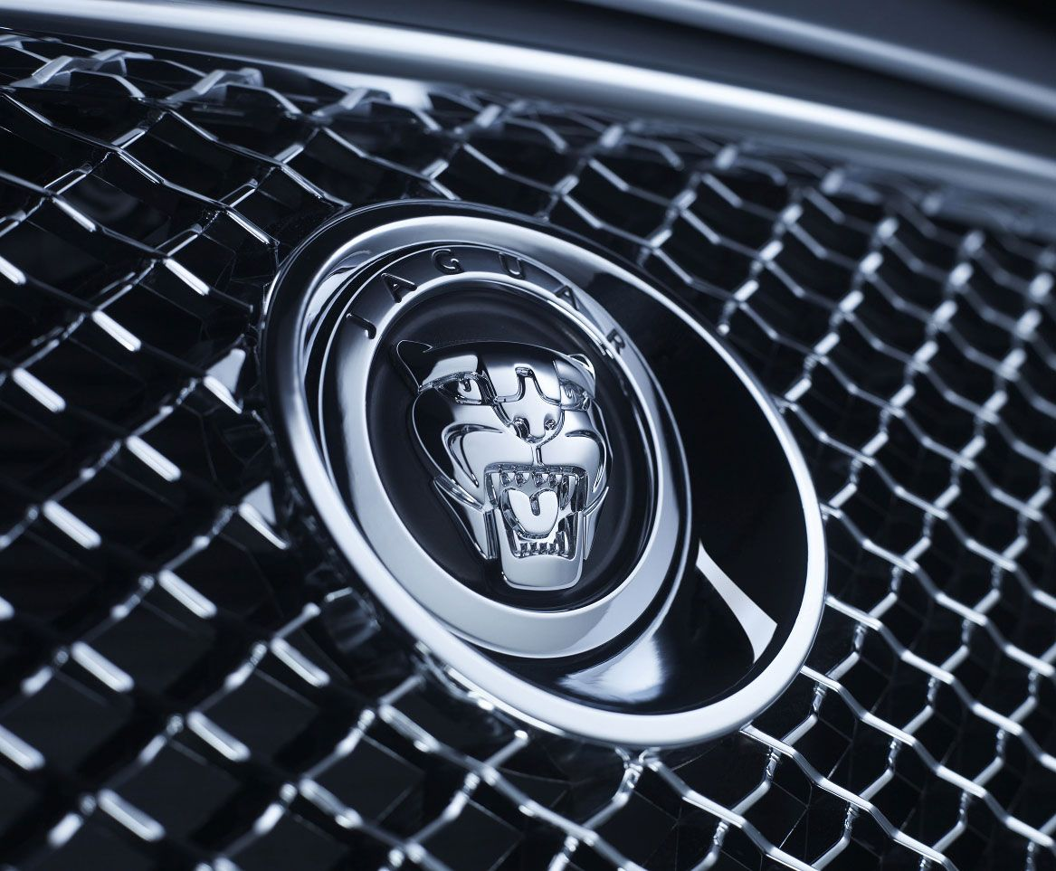 Cars with Lion Logo - Jaguar related emblems | Cartype
