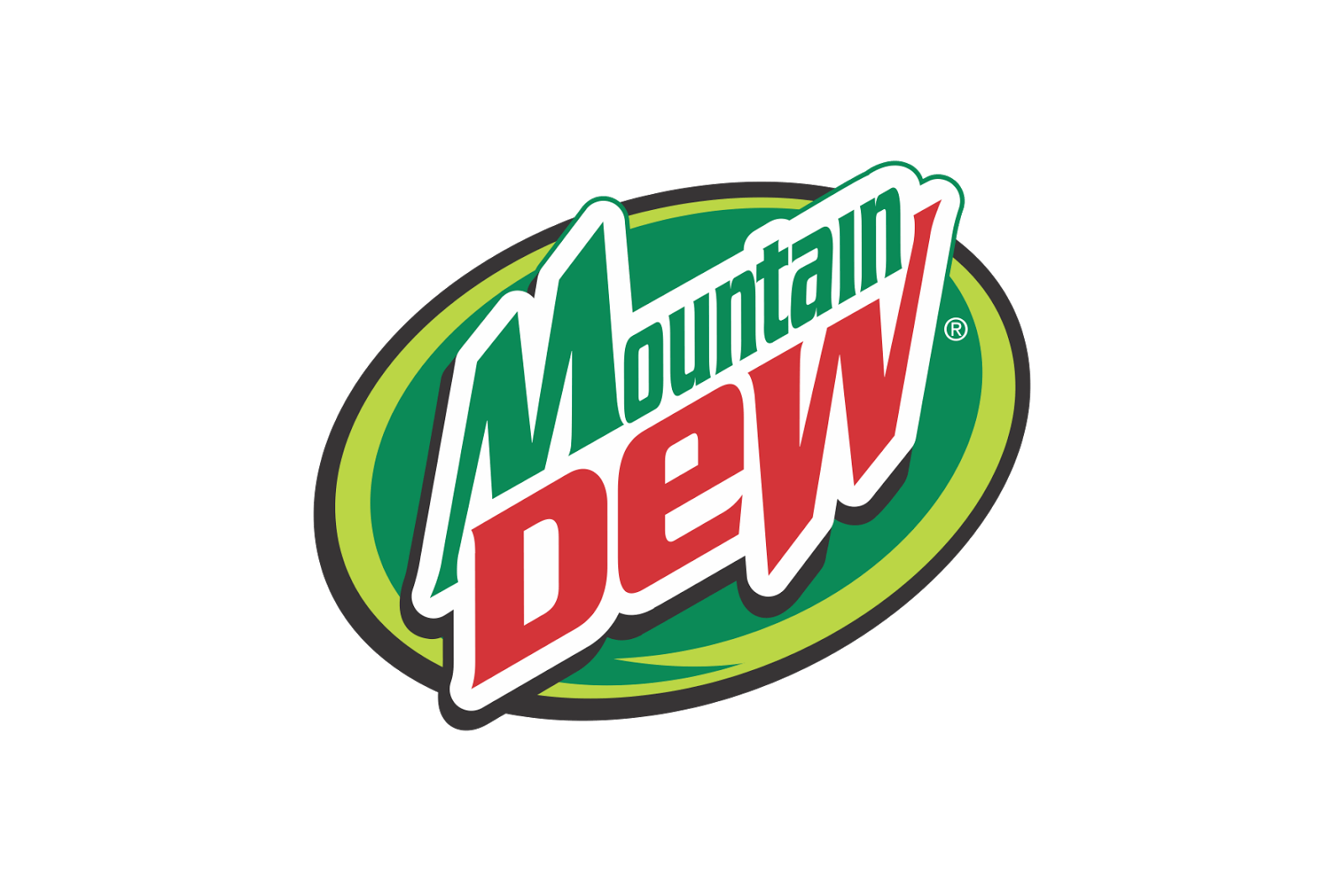 Mountain Dew Logo - Mountain Dew Logo - logo cdr vector