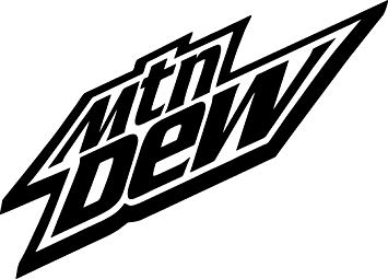 Mountain Dew Logo - Amazon.com: Mountain Dew Logo 7