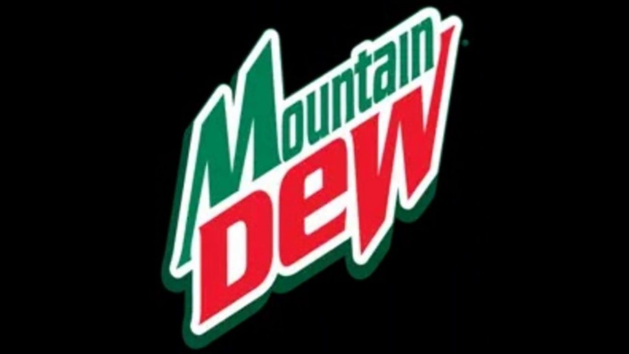 Mountain Dew Logo - Mountain Dew Logo History! - YouTube