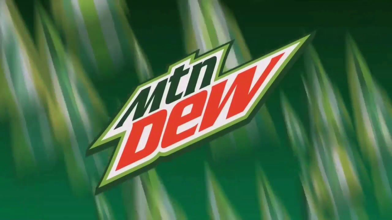 Mountain Dew Logo - REUPLOAD) Mountain Dew Logo Animation - YouTube