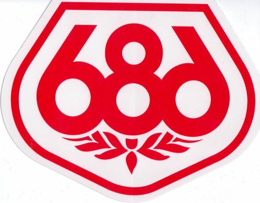 686 Logo - LogoDix