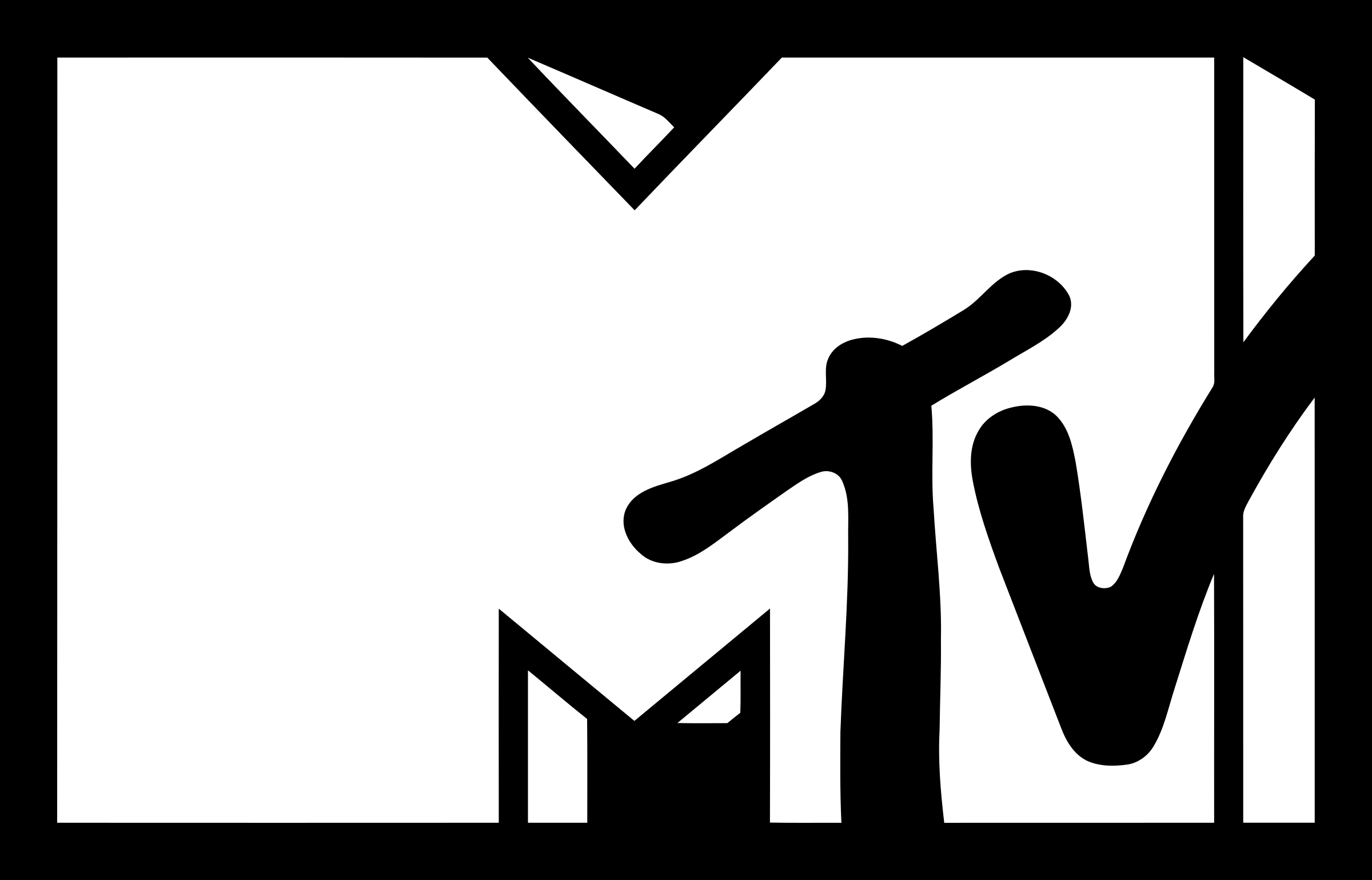 MTV Logo - MTV Logo PNG Transparent & SVG Vector - Freebie Supply