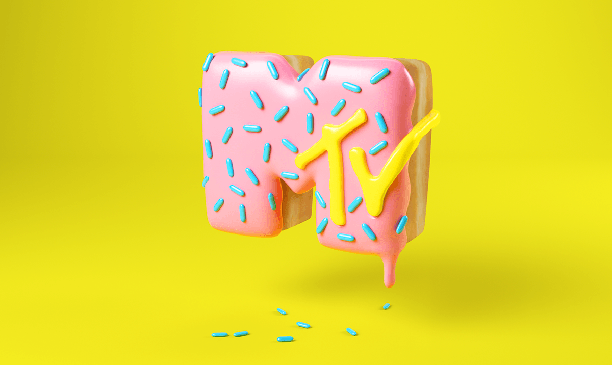 MTV Logo - MTV Yummy Logo on Behance