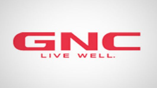 GNC Logo - Is GNC A Good Buy?