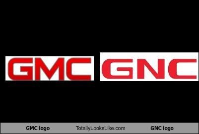 GNC Logo - Totally Looks Like