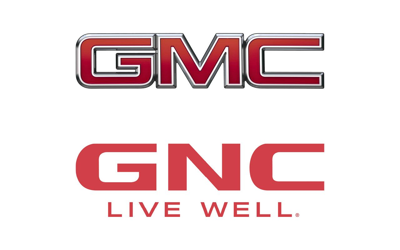 GNC Logo - Gnc And Gmc Logo
