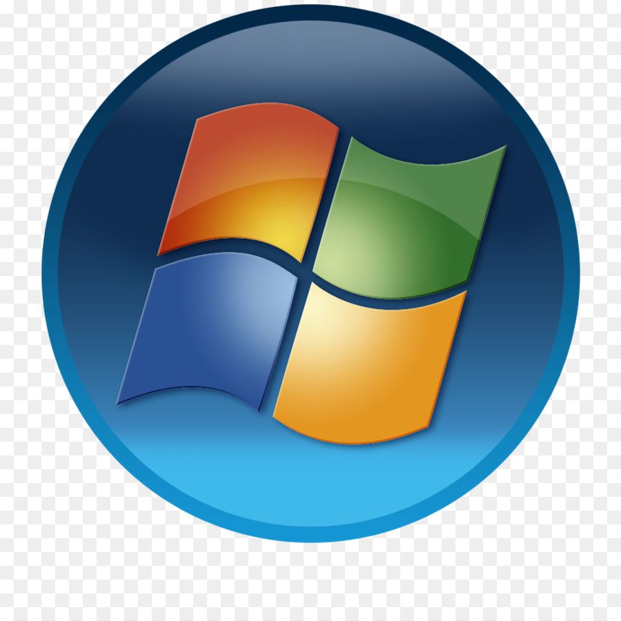 Windows 7 Logo - Windows 7 Logo Windows Vista - microsoft png download - 1000*1000 ...