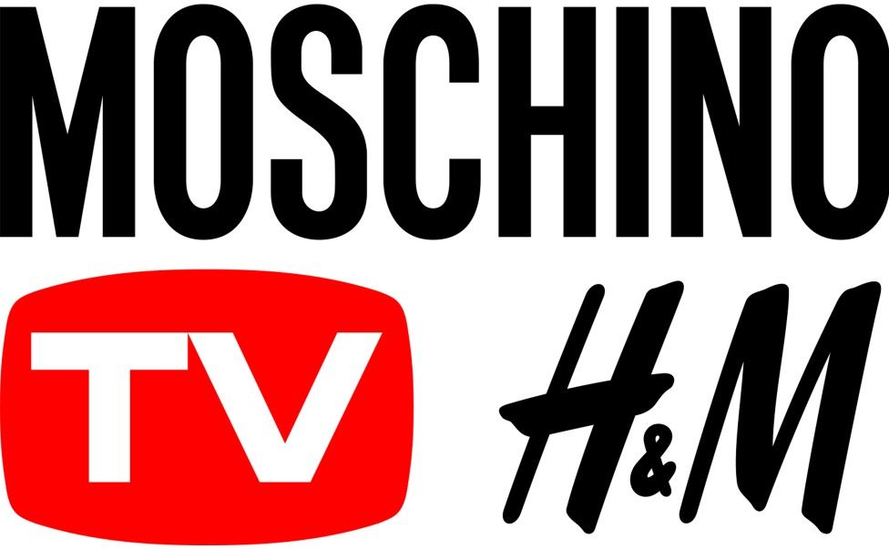 Moschino Logo - H&M REVEALS THEIR DESIGNER COLLABORATION WITH MOSCHINO