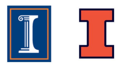 UIUC Logo - U of Illinois to exclusively use block 'I' logo from now on | WGN-TV
