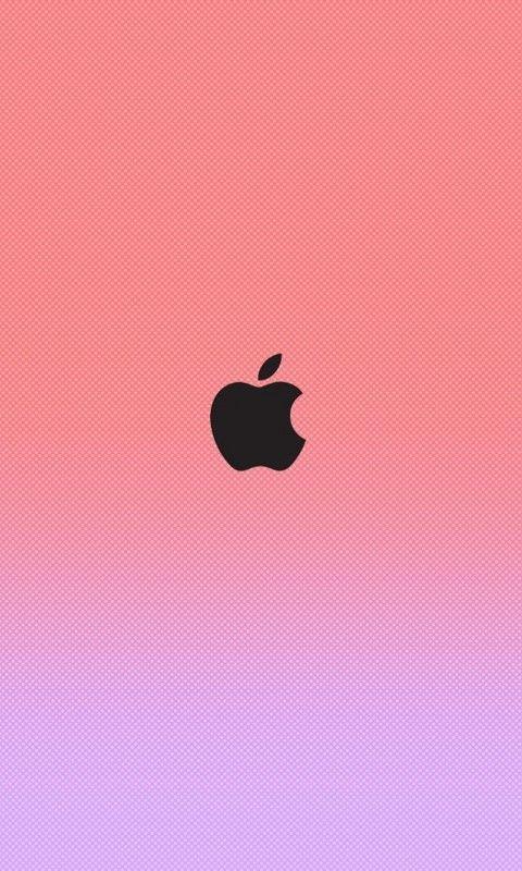 Pink Apple Logo Logodix