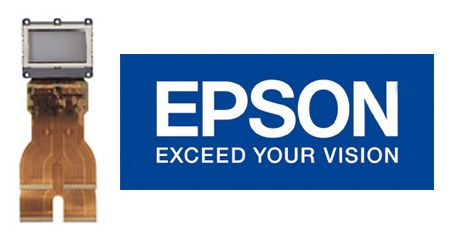 Epson Logo - Epson unveils 1080p Home Theater Projector - TechShout