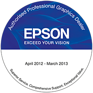 Epson Logo - Epson Pro Graphics | idealsolution