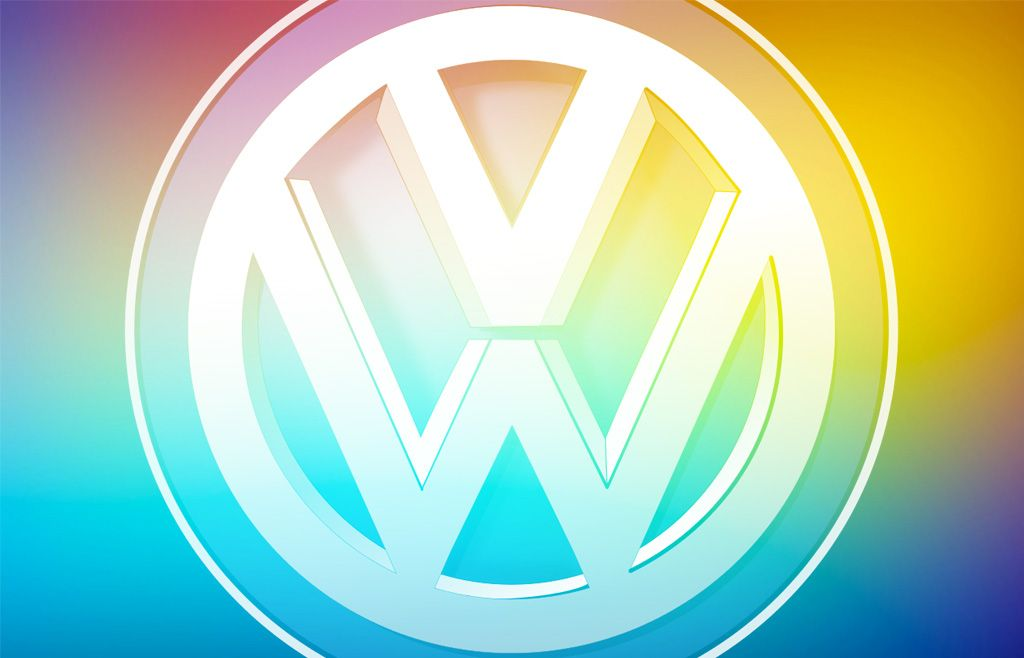 Volkswagen Logo - Brand New: VW Warns of New Logo