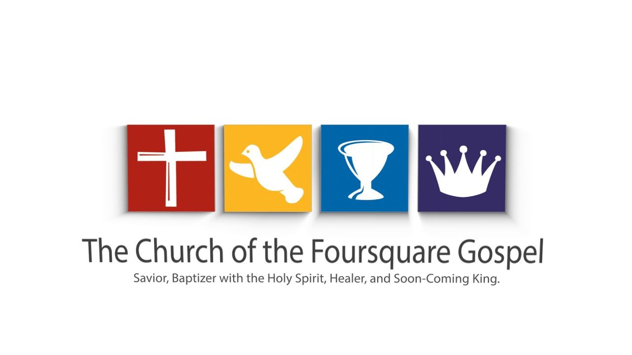 Foursquare Logo - The Church of the Foursquare Gospel 3D Logo Animation Free to ...
