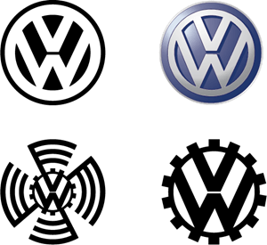 Volkswagen Logo - VW Logo Vector (.EPS) Free Download