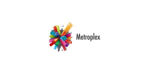 Modern City Logo Logodix