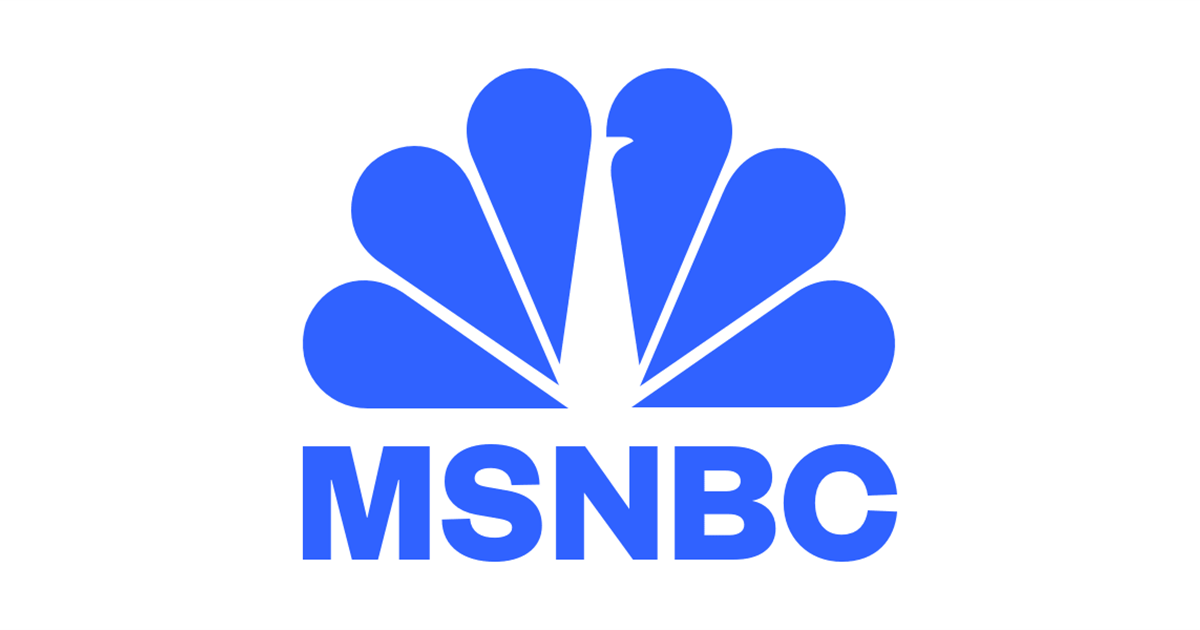 MSNBC Logo - MSNBC — Breaking News, Top Stories, & Show Clips | NBC News