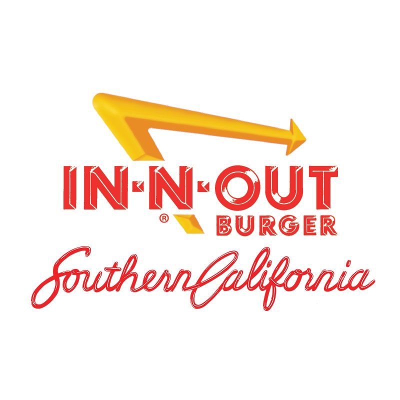In-N-Out Burger Logo - 1990 T-SHIRT - In-N-Out Burger Company Store
