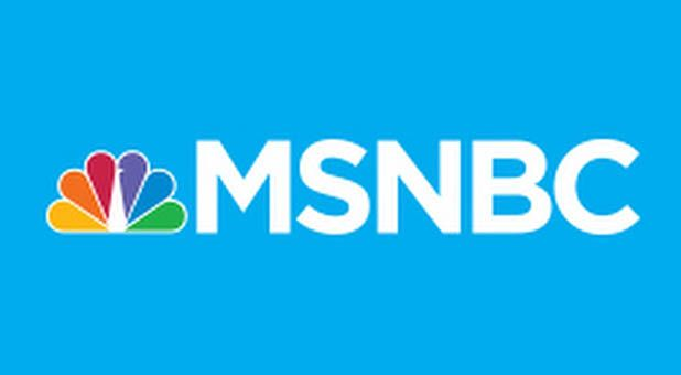 MSNBC Logo - MSNBC Making Serious Swing to the Right, Shunning 'Leftist' Label ...