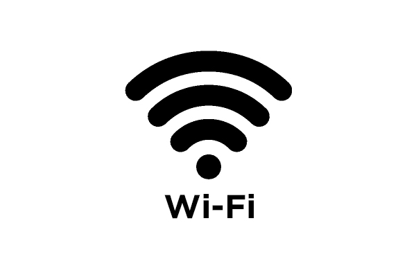 Wifi Logo - Wi-Fi Icon - free download, PNG and vector