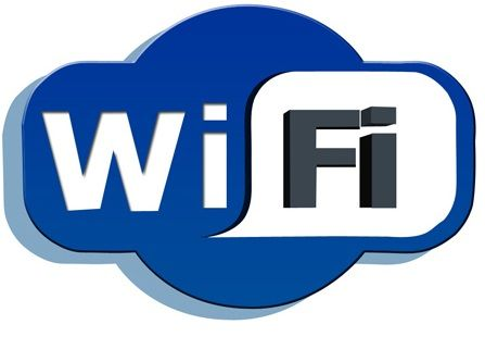 Wifi Logo - Camping with Internet Wifi