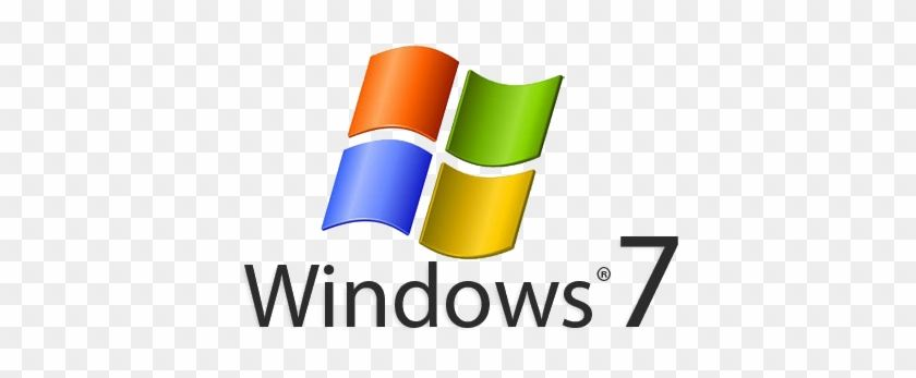 Windows 7 Logo - W Windows7 Logo How To Install Windows - Logo Of Windows 7 - Free ...