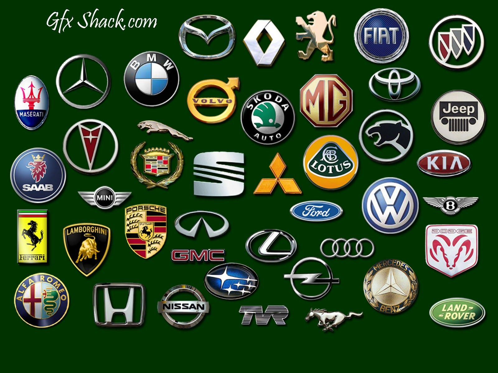 Exotic Car Brand Logo - 28+ Exotic Car Logos – Cars Wallpapers