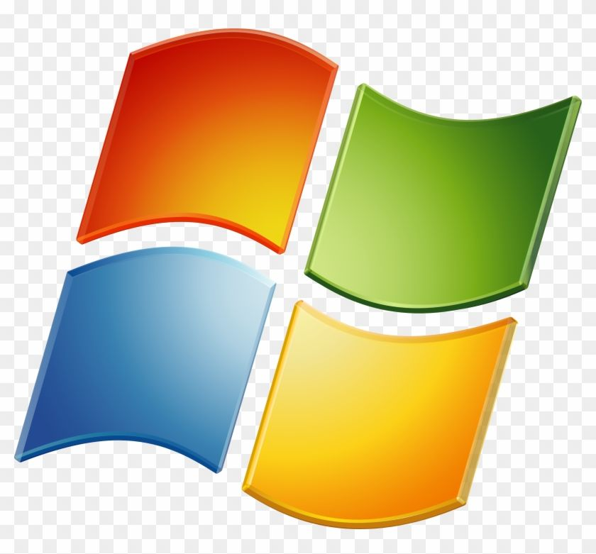 Windows 7 Logo - Windows 7 Logo Transparent - Free Transparent PNG Clipart Images ...