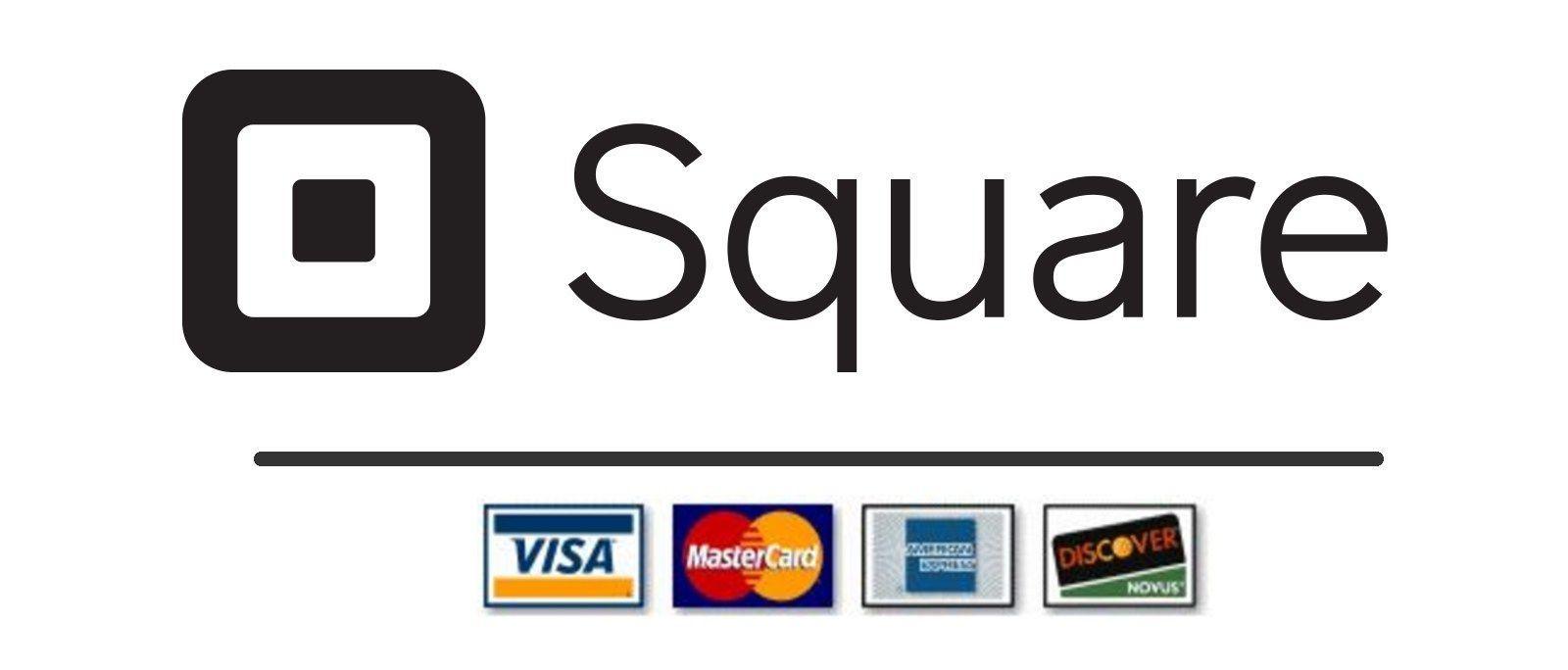 Square Credit Card Logo - LogoDix