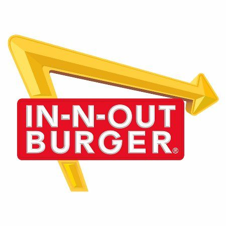 In-N-Out Burger Logo - Logo - Picture of In-N-Out Burger, Covina - TripAdvisor
