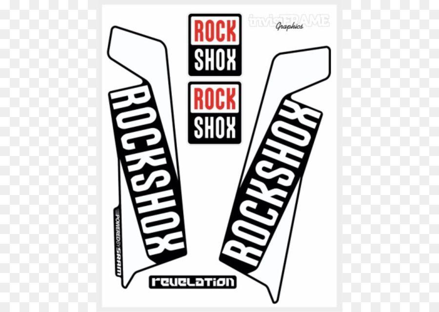 RockShox Logo - LogoDix