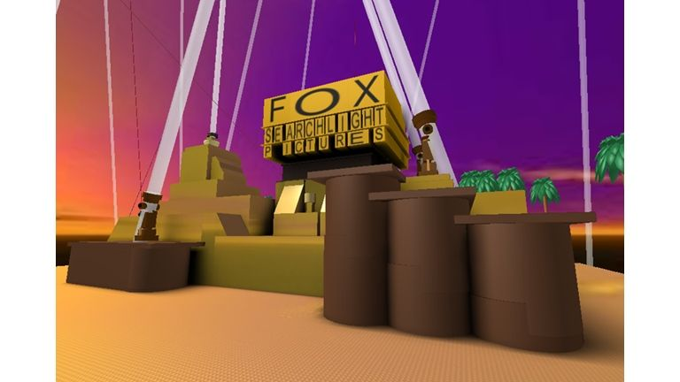 Roblox Fox Searchlight Pictures Logo Fox Searchlight Pictures Logo Logodix