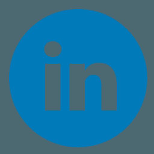 Linkedin Red Logo Logodix