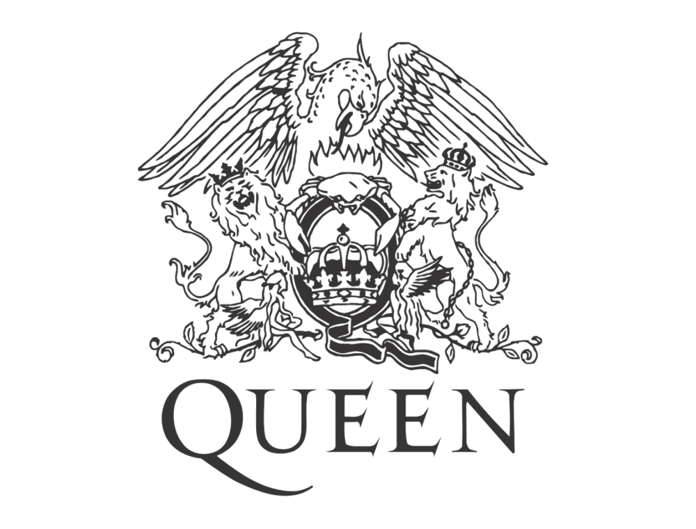 Queen Logo - Q1 — Queen — BandLogoJukeBox