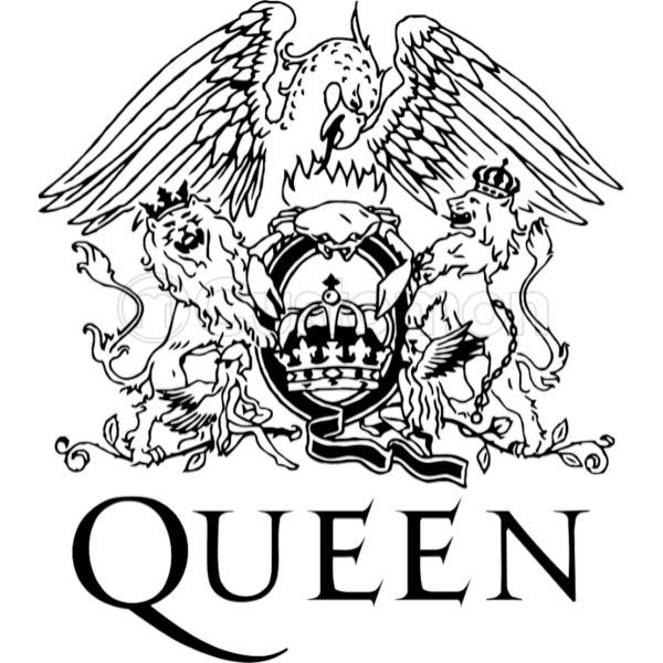 Queen Logo - queen logo Men's T-shirt | Customon.com