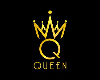 Queen Logo - Queen Designed by sapnaStudio | BrandCrowd