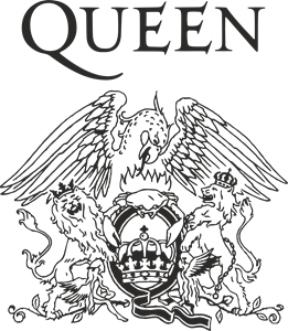 Queen Logo - Queen Logo Vector (.CDR) Free Download