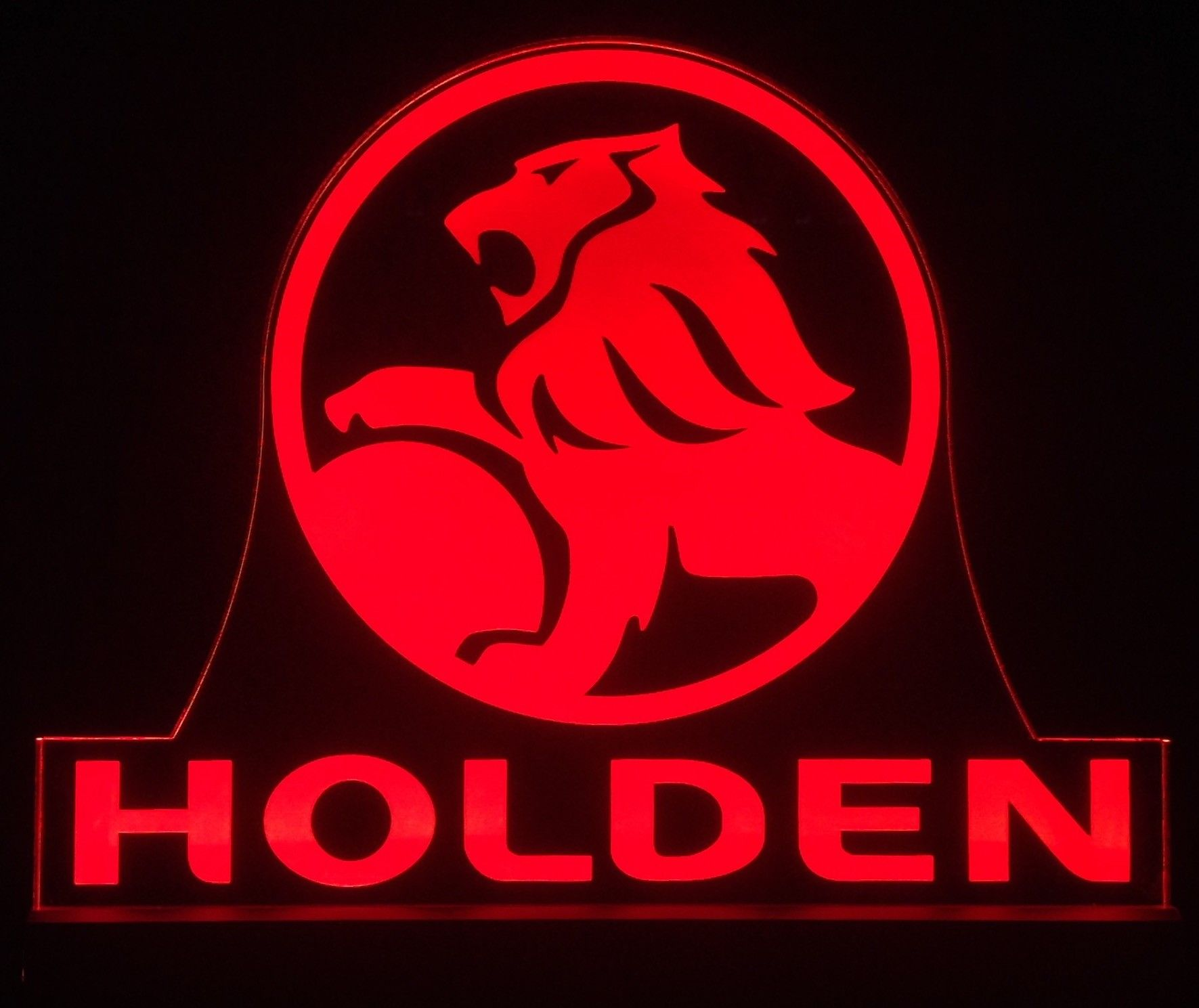 Holden Logo - Holden Logo - JB Edgelit Signs | Custom LED SignsJB Edgelit Signs ...