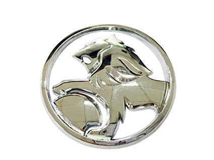 Holden Logo - Amazon.com: Dian Bin- The Lion Front Metal Plating Sticker Vehicle ...