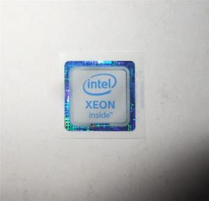 Xeon Logo - Intel Xeon Inside Genuine Sticker Badge Logo 2015 Version Skylake 18 ...