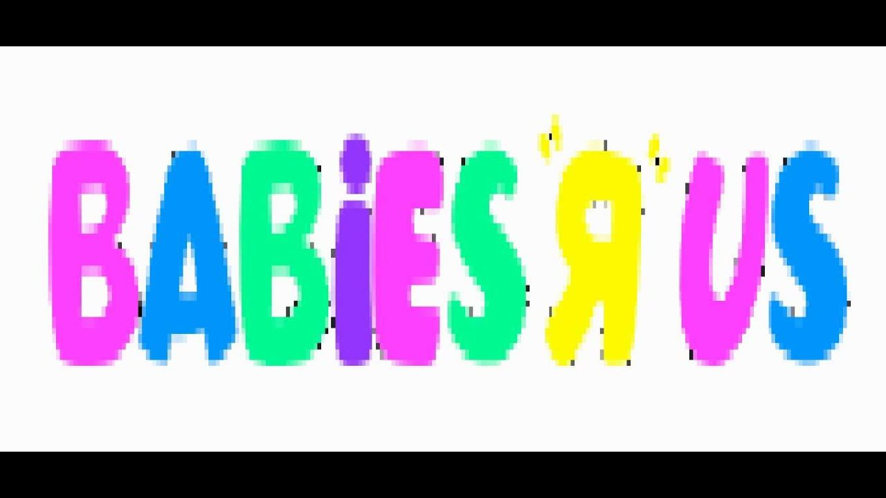 Babies R Us Logo - Babies R Us (1996 present) - YouTube