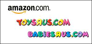 Babies R Us Logo - BBC News | BUSINESS | Amazon, Toys R Us play together
